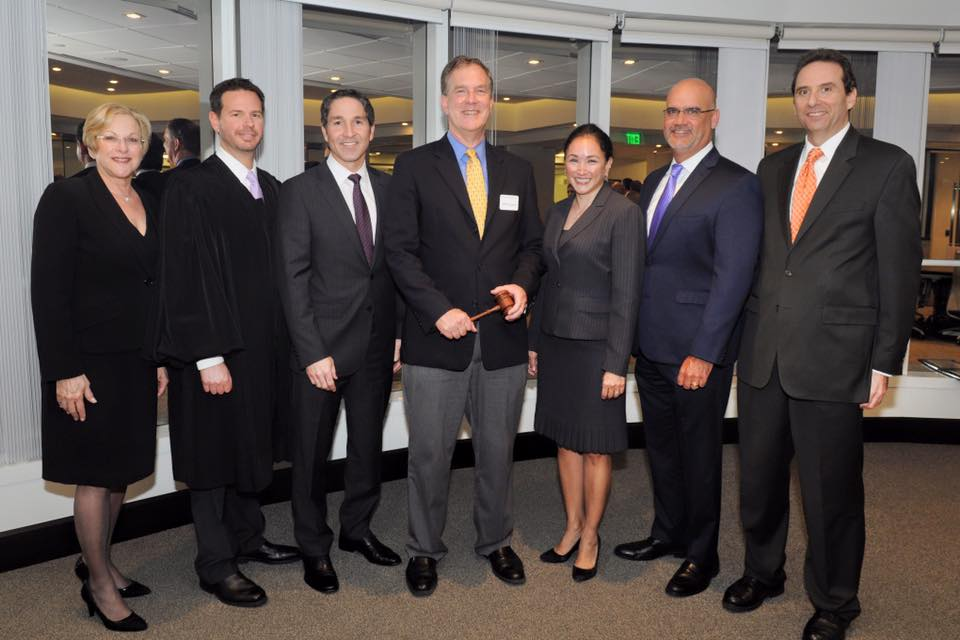 Jeff Crockett Installed As President Of Legal Services Greater Miami Inc